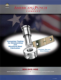 Ironworker Tooling from American Punch